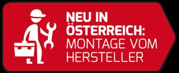 Montageservice - neu in Österreich