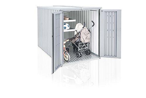 Podloga za garažni voziček za kolesa Biohort MiniGarage
