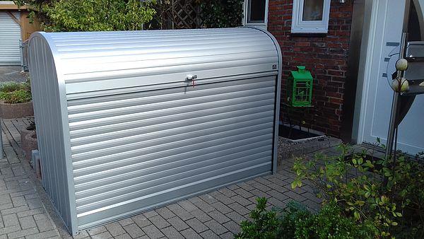 StoreMax 190 silber-metalic