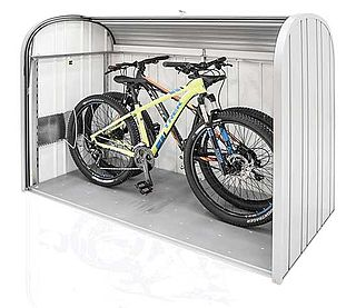 Biohort StoreMax, Fahrradgarage