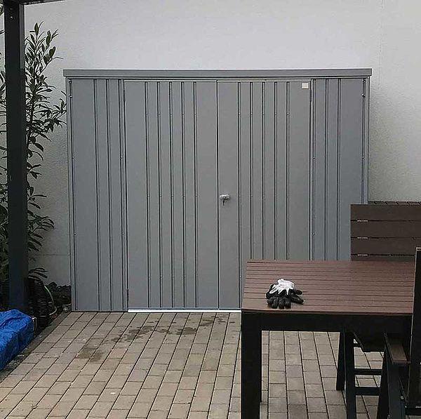 Biohort Geräteschrank Gartenschrank
