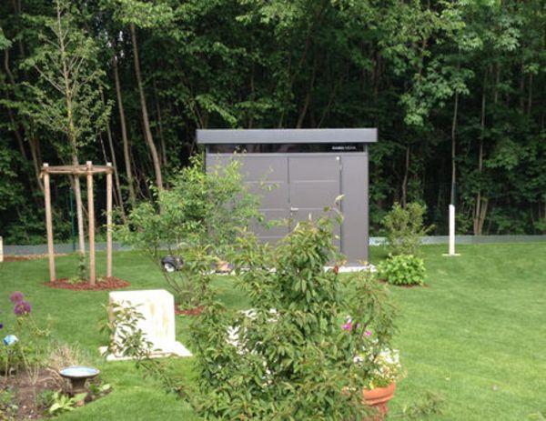 Biohort Design Gartenhaus CasaNova Kundenfoto
