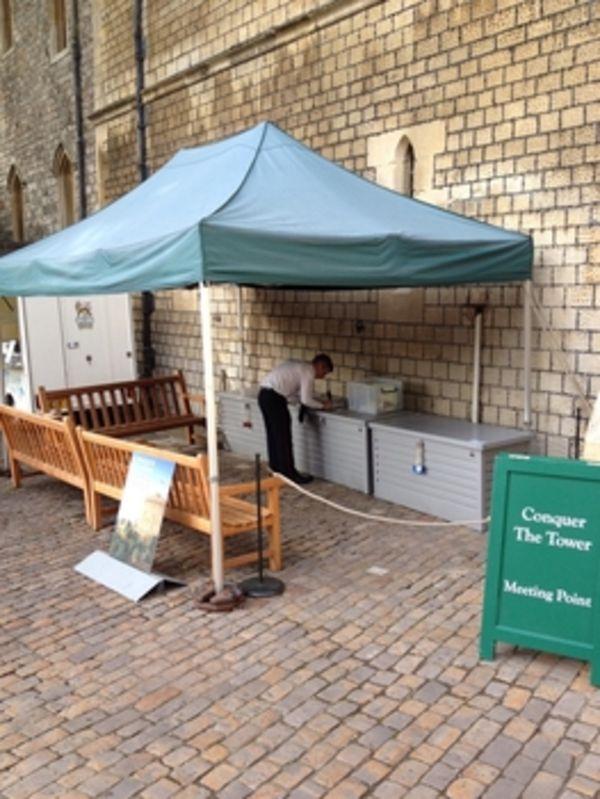 Biohort Freizeitbox, Auflagenbox Windsor Castle