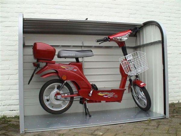 Biohort StoreMax Mopedgarage und Fahrradgarage