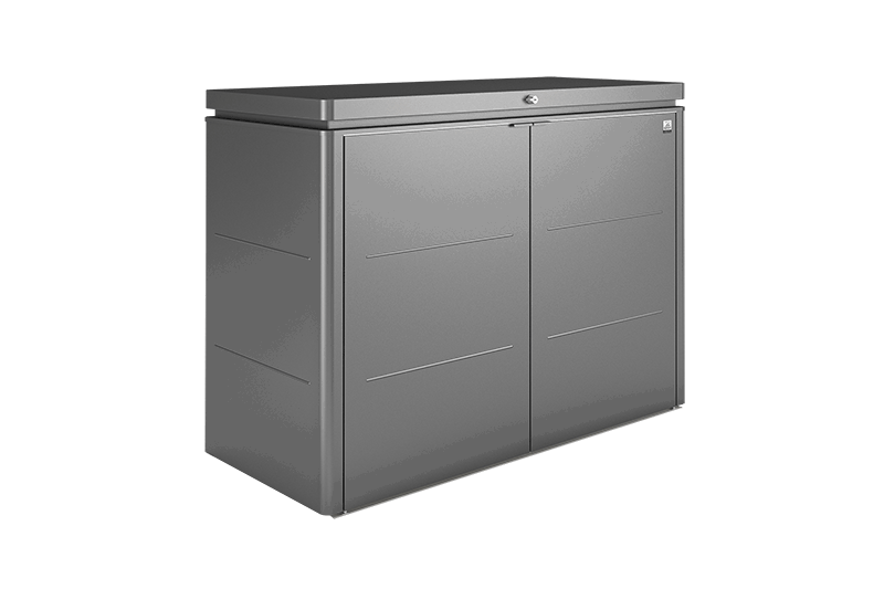 HighBoard dunkelgrau-metallic