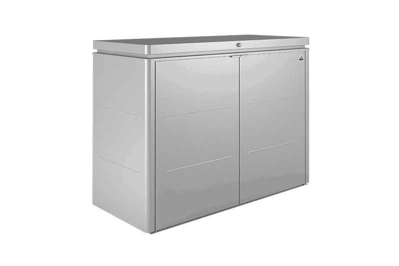 HighBoard silber-metallic