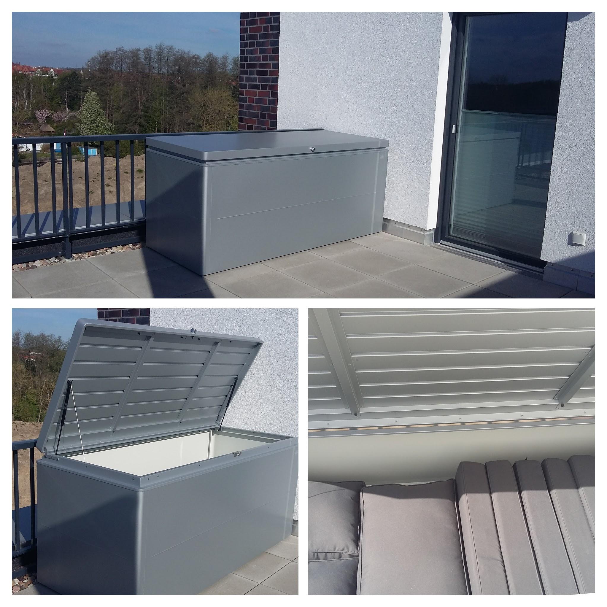 Sunfun Garten Aufbewahrungsbox 160 X 72 X 80 Cm Anthrazit In 2021 Aufbewahrungsbox Aufbewahrung Garten Aufbewahrung