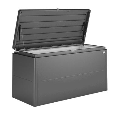 Biohort Loungebox - Opened top box 160 dark gray