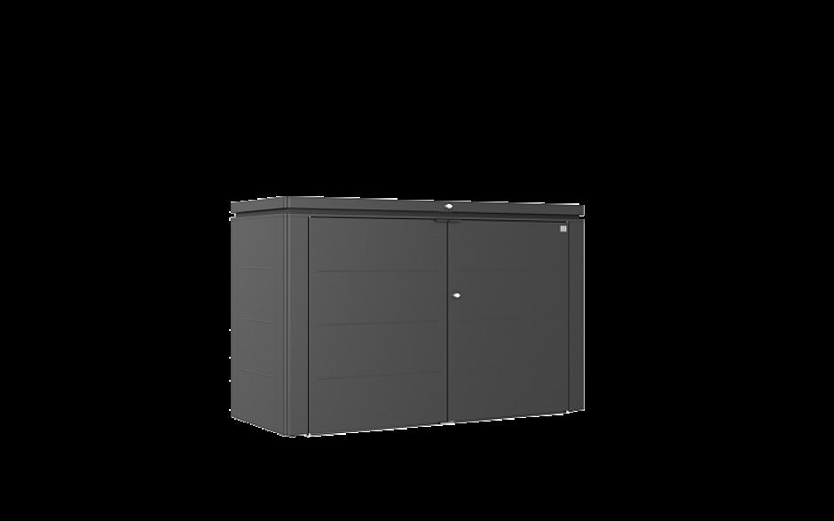 highboard 200 dunkelgrau metallic highboard. Black Bedroom Furniture Sets. Home Design Ideas