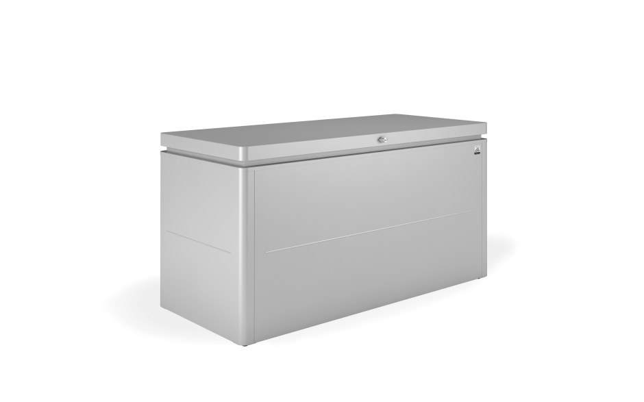 LoungeBox Gr. 160 silber-metallic