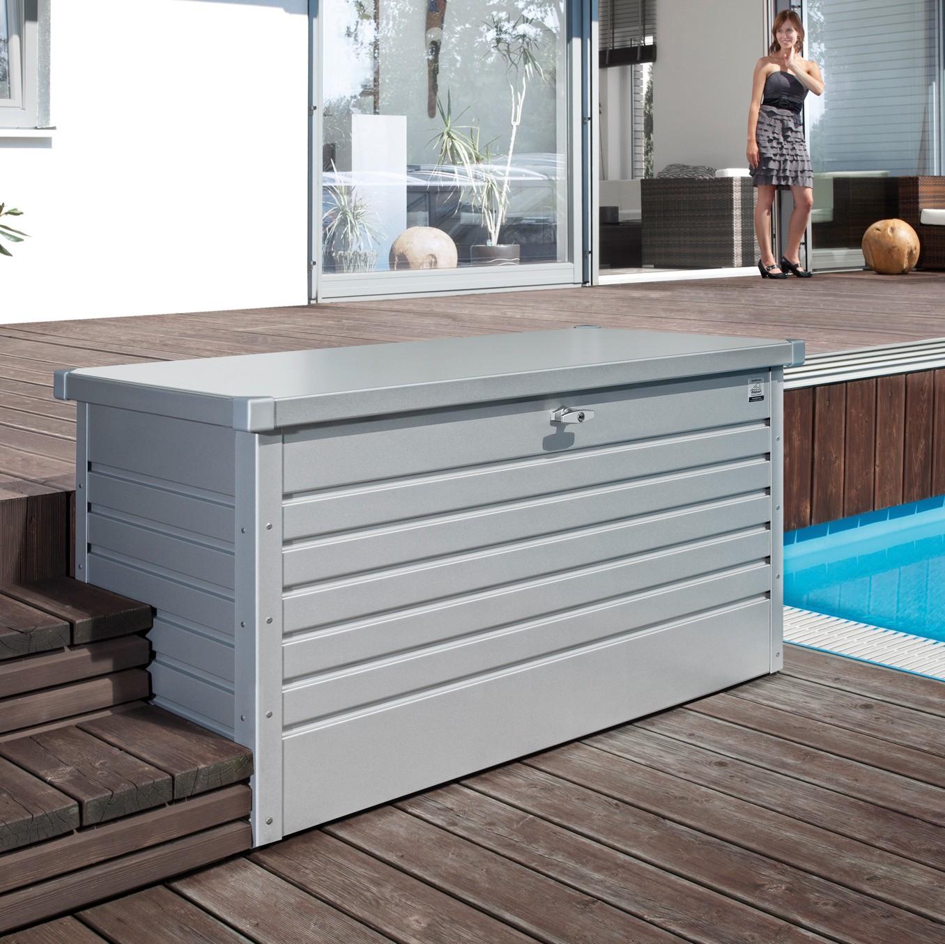 gartenbox wasserdicht amazing auflagenbox holz optik gartenbox gartentruhe auflagen kissenbox. Black Bedroom Furniture Sets. Home Design Ideas