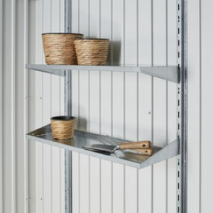 Shelf Support Rails