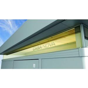 double glazed acrylic glass CasaNova 4x4