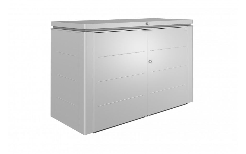 HighBoard size 200 in metallic silver