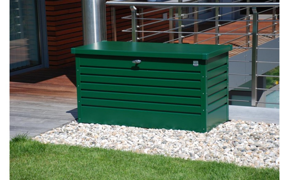 LeisureTime Box in green