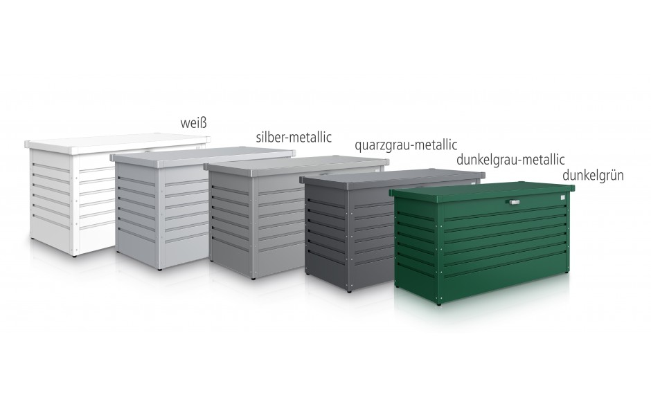 LeisureTime Box available in 5 colours