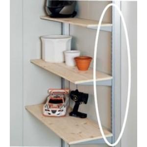 Guía para estanterías CasaNova 2 piezas