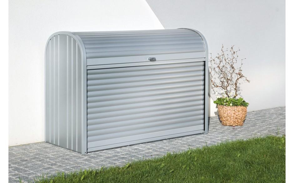StoreMax 160 en plata metalizada