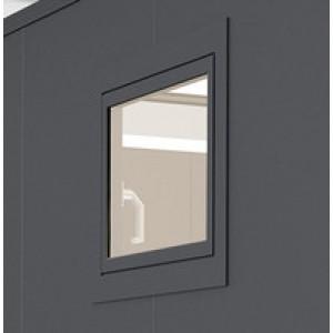 Fenêtre aluminium oscillo-battante
