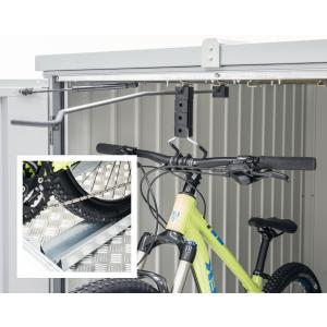 Rail de suspension pour vélo
