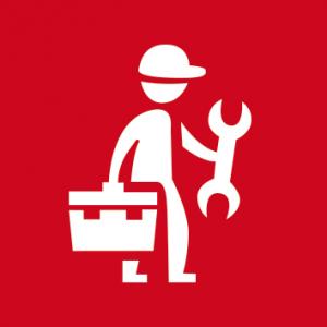 Montagepauschale Erdschrauben-Fundament für Europa 5, 6