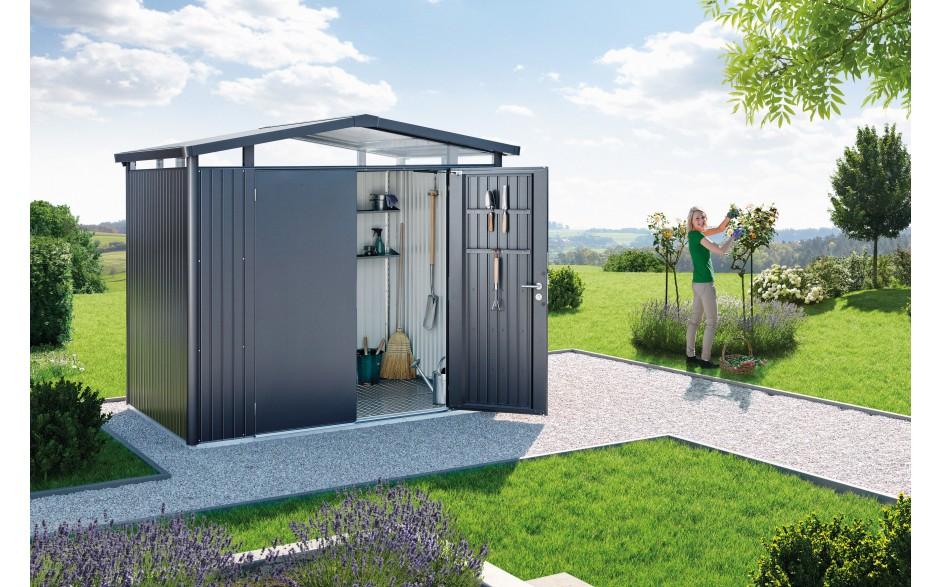 s lection d 39 abris de jardin coffre de rangements. Black Bedroom Furniture Sets. Home Design Ideas