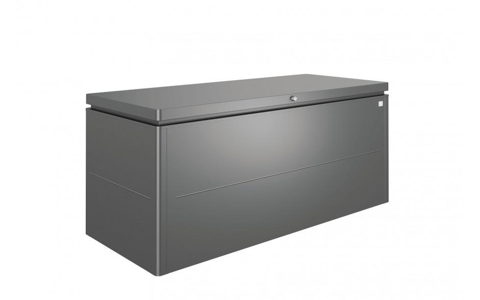 LoungeBox Gr. 200 dunkelgrau-metallic