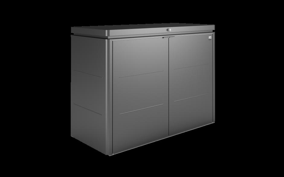 HighBoard taille 160 en gris foncé métallique