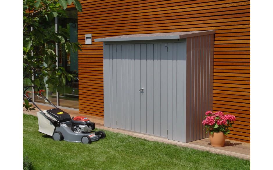 WoodStock 230 - Wartungsfrei, niemals streichen und 20 Jahre Garantie (mit Türpaket als Zubehör erhältlich)