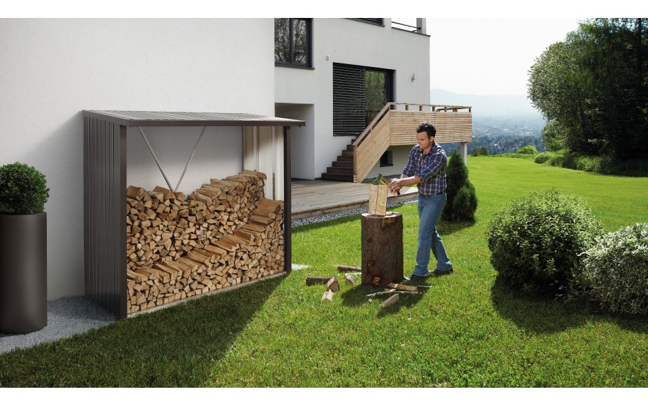 WoodStock® 230 en gris foncé métallique
