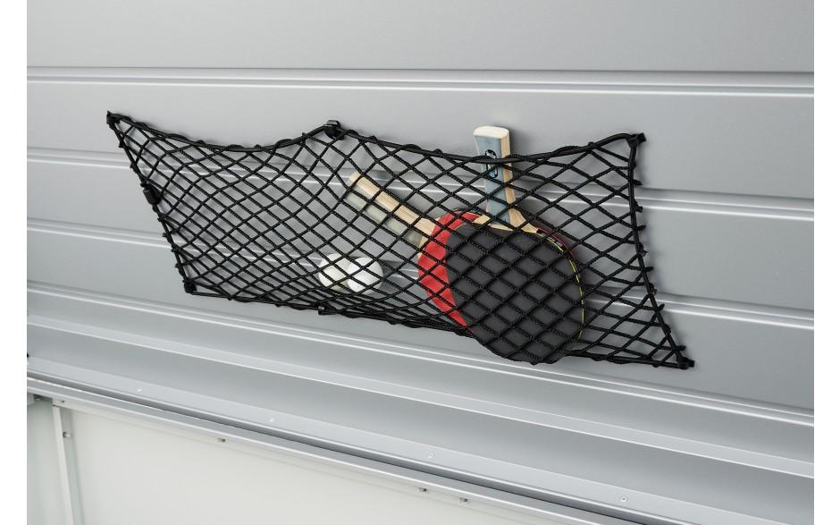 LoungeBox Zubehör Deckelnetz zur Aufbewahrung von Kleinteilen. Aufpreispflichtiges Zubehör.