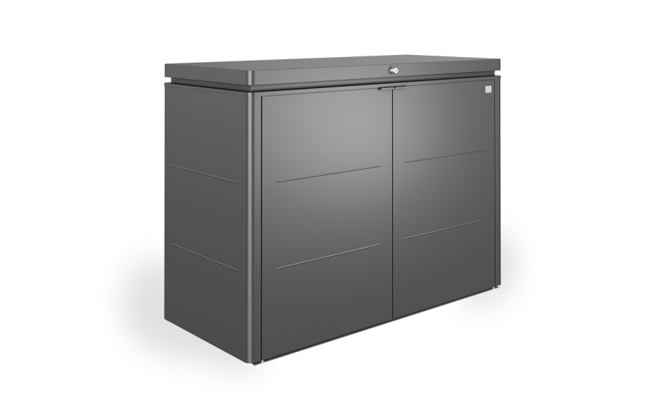 HighBoard Gr. 160 in dunkelgrau-metallic