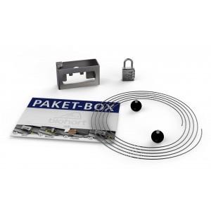 ombouwset voor PAKKET-BOX