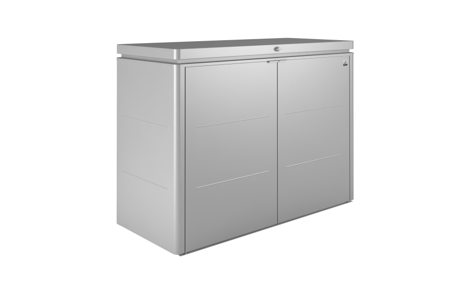HighBoard Gr. 160 in zilver metallic