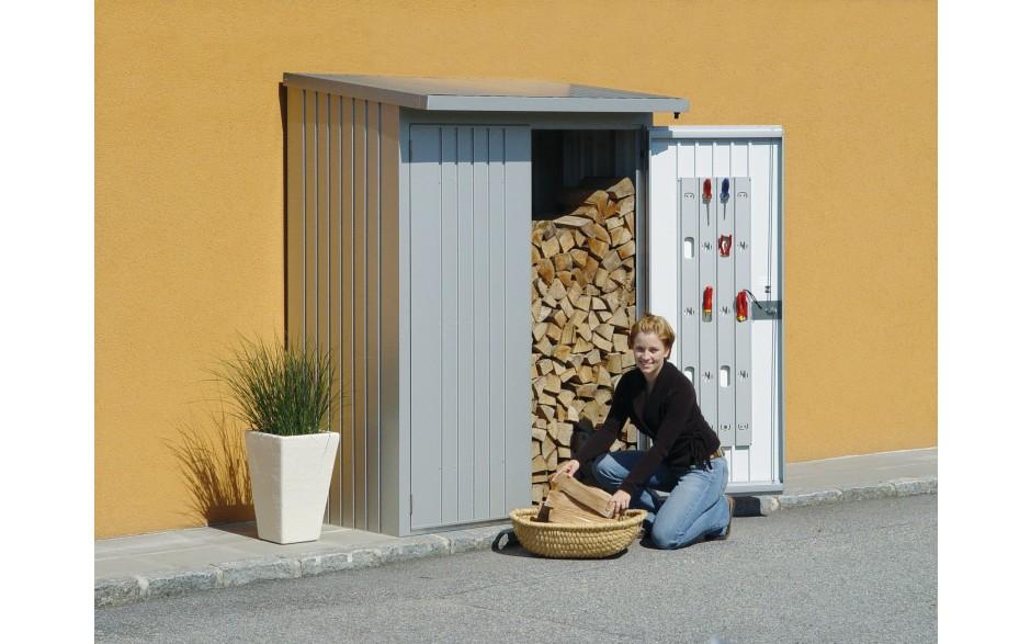 WoodStock® 150 - Das Multitalent mit optionaler Tür
