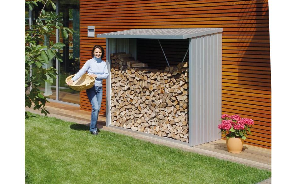 WoodStock 230 - Viel Holzvorrat für einen ganzen Winter