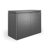 Biohort Gartenbox HighBoard Gr. 160 in dunkelgrau-metallic