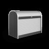 Biohort Gartenbox StoreMax 160 dunkelgrau-metallic (Fahrradbox, Mülltonenbox, u.v.m.)