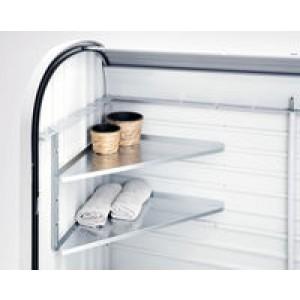 Corner shelf set for StoreMax sizes; 120 & 160